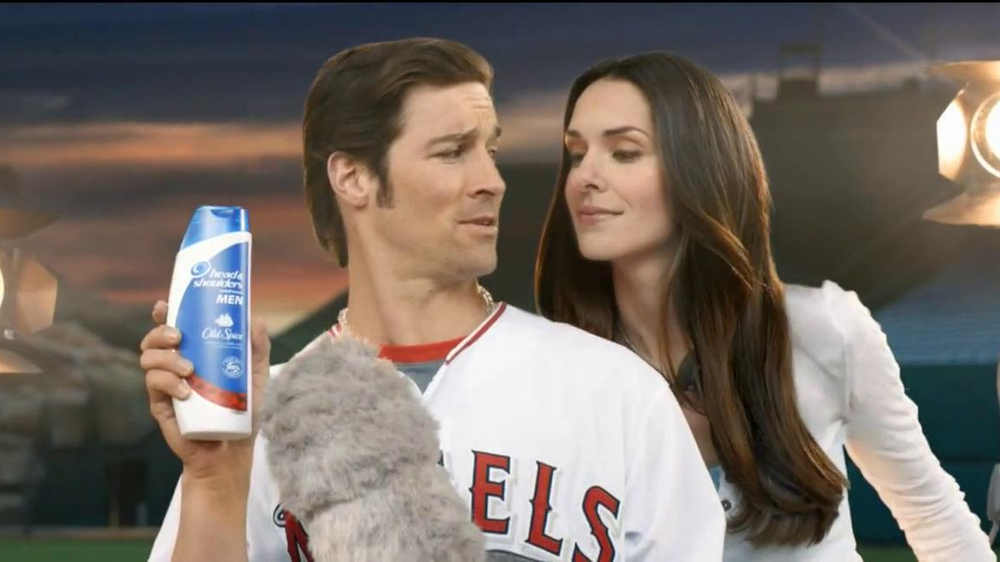 Head and Shoulders with Old Spice TV Spot, 'Microphone' Feat. C.J. Wilson - Screenshot 5