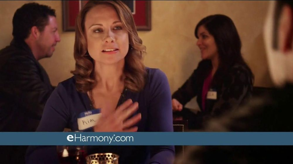 eharmony speed dating commercial cast