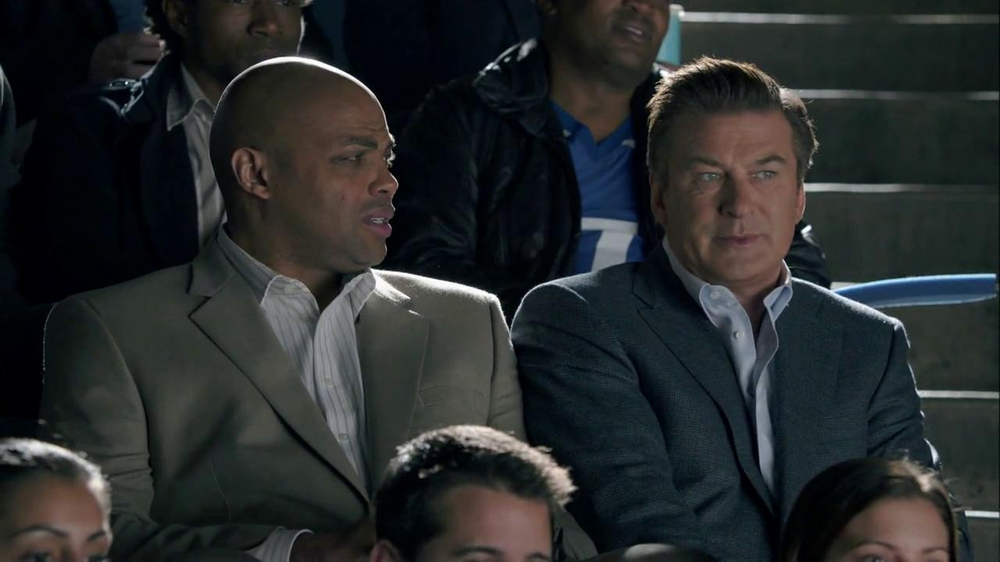 Charles Barkley Commercial Capital One