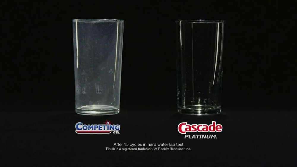 Cascade Platinum TV Spot, 'Sparkles' - Screenshot 7