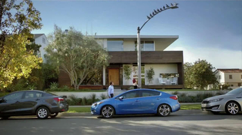 2014 Kia Forte TV Spot, 'Street Light' Song by College and Electric Youth