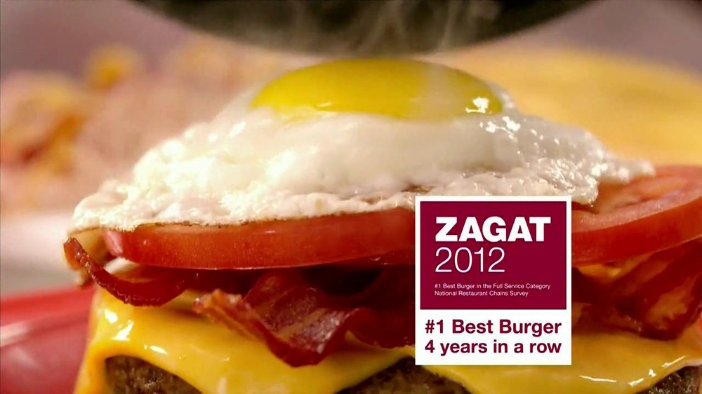 Red Robin TV Spot, 'Zagat #1 Burger' - Screenshot 3