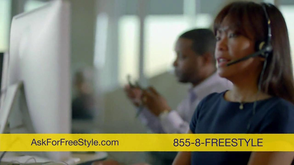 FreeStyle Freedom Lite TV Spot, 'Medicare' - Screenshot 5