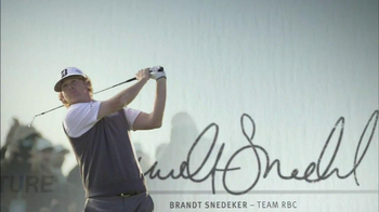 RBC TV Spot, 'Make Your Mark' Featuring Brandt Snedeker