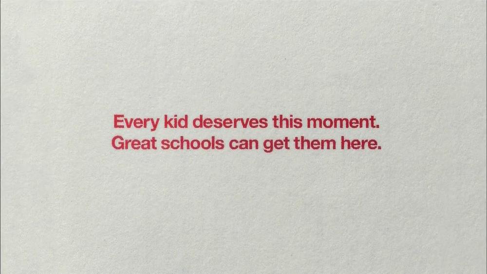 Target TV Spot, 'Scholarships' - Screenshot 8