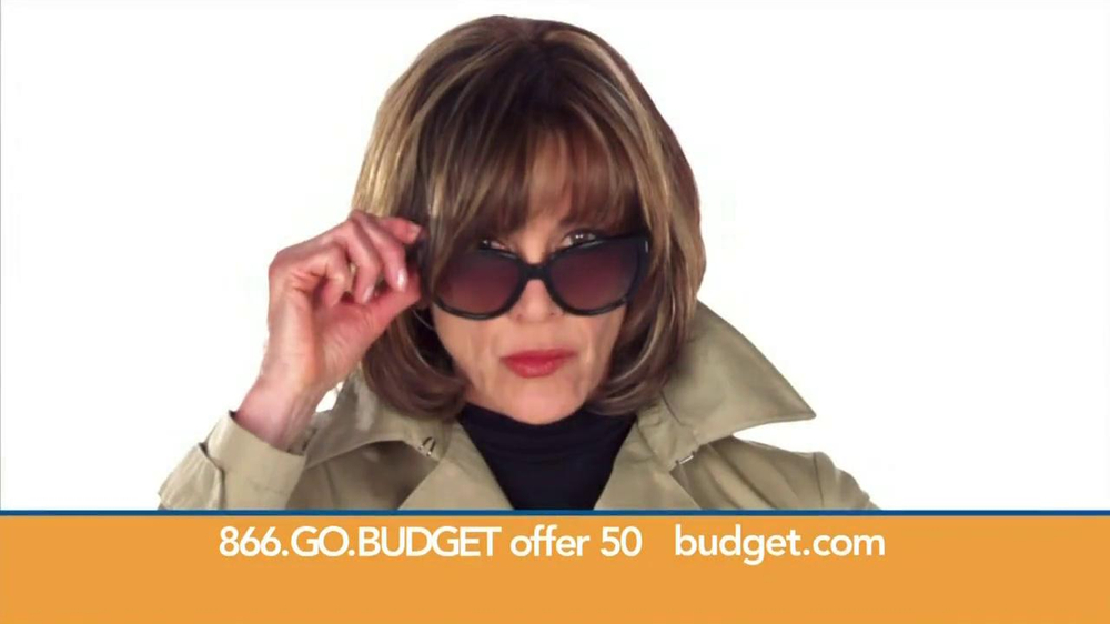 Budget Rent a Car TV Spot, 'Top Secret' Feat. Wendie Malick - Screenshot 1