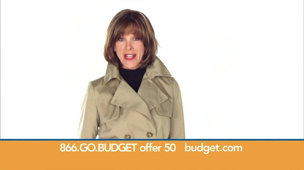 Budget Rent a Car TV Spot, 'Top Secret' Feat. Wendie Malick - Screenshot 3