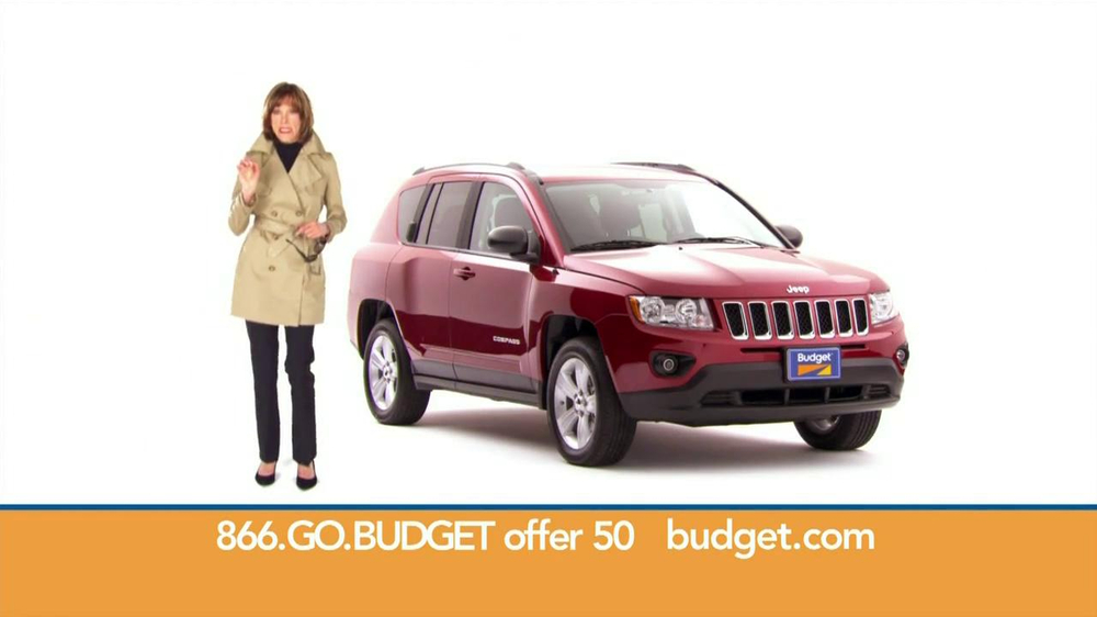 Budget Rent a Car TV Spot, 'Top Secret' Feat. Wendie Malick - Screenshot 6