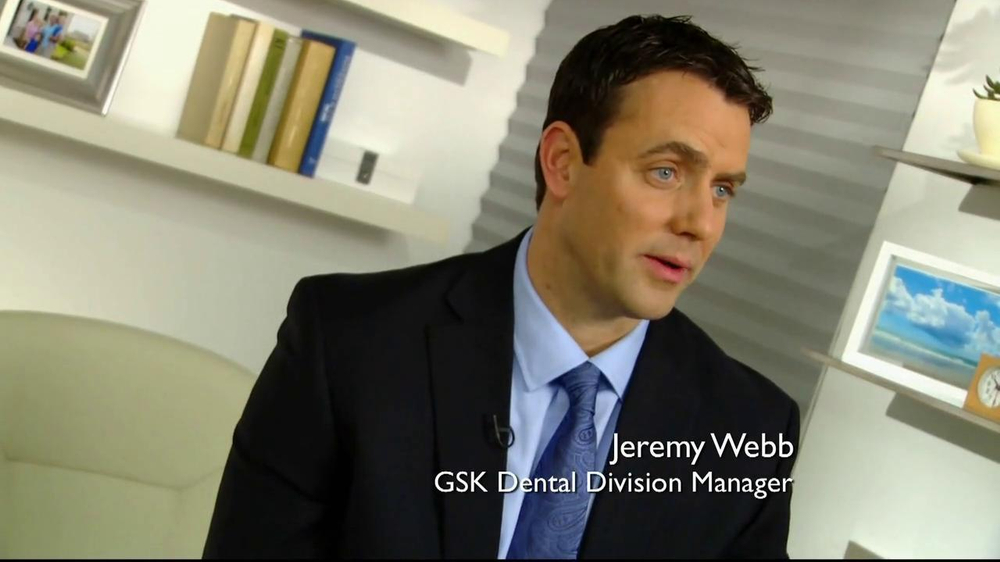 Sensodyne Repair and Protect TV Spot, 'Jeremy Webb' - Screenshot 2