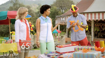 Burlington Coat Factory TV Spot, 'Picnic'