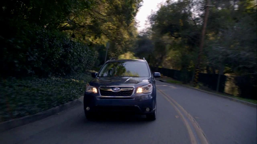 Subaru Forester TV Spot, 'Backseat Anthem' - Screenshot 1