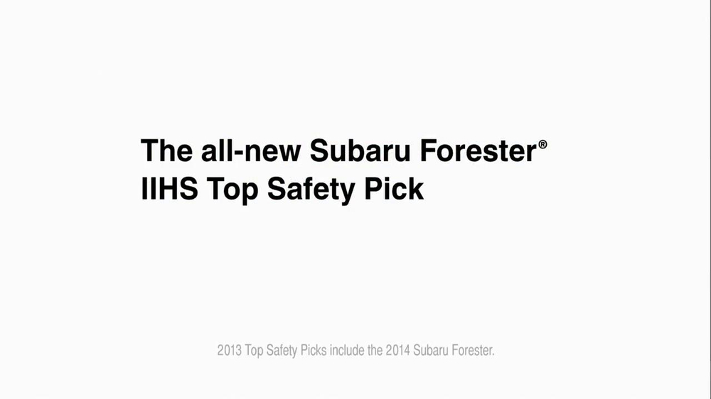 Subaru Forester TV Spot, 'Backseat Anthem' - Screenshot 10