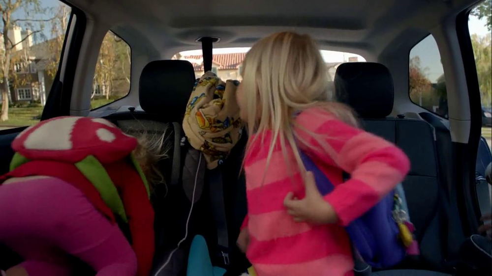 Subaru Forester TV Spot, 'Backseat Anthem' - Screenshot 2