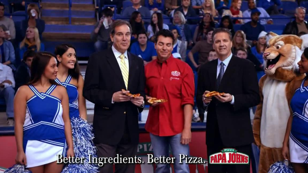Papa John's TV Spot, 'Half-Court Shot' - Screenshot 10