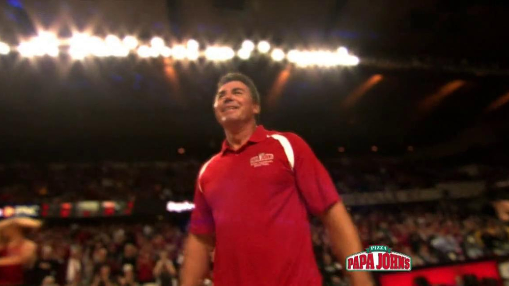 Papa John's TV Spot, 'Half-Court Shot' - Screenshot 6