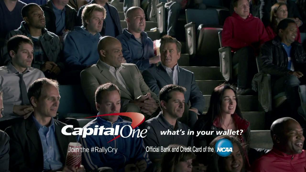 Capital One Venture TV Spot, 'Bocce Ball' Ft. Alec Baldwin, Charles Barkley - Screenshot 10