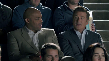 Capital One Venture TV Spot, 'Bocce Ball' Ft. Alec Baldwin, Charles Barkley - Thumbnail 4