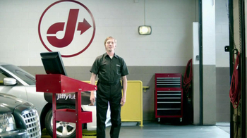 Jiffy Lube TV Spot, 'Ridiculous Slam Dunks'