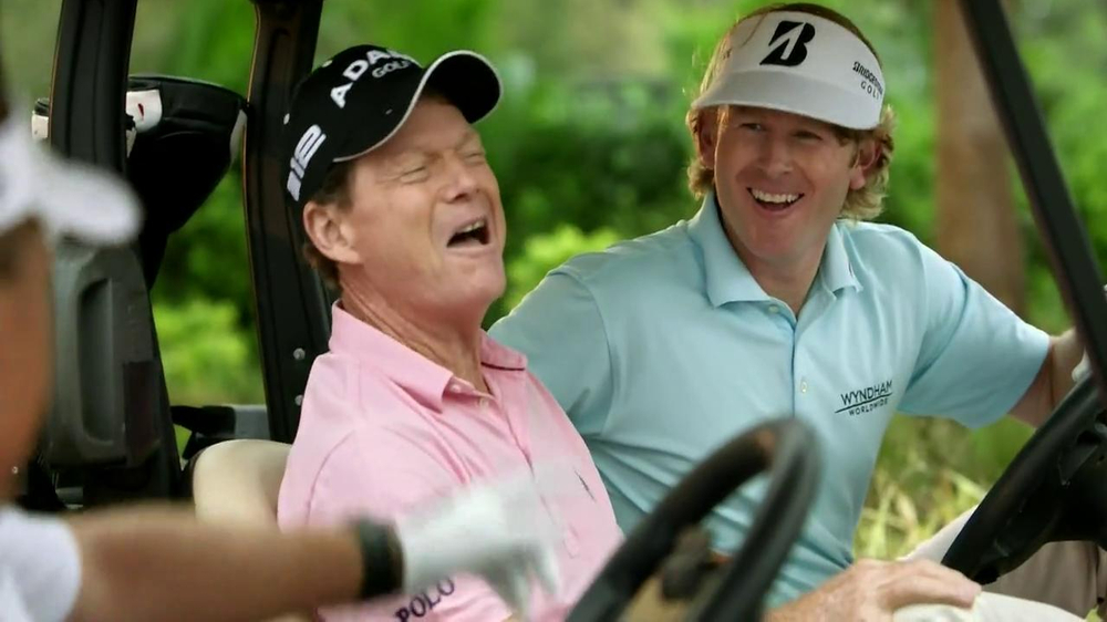 MasterCard World TV Spot, 'The Turn' Featuring Brandt Snedeker - Screenshot 6