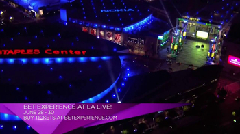 BET Experience at L.A. Live TV Spot