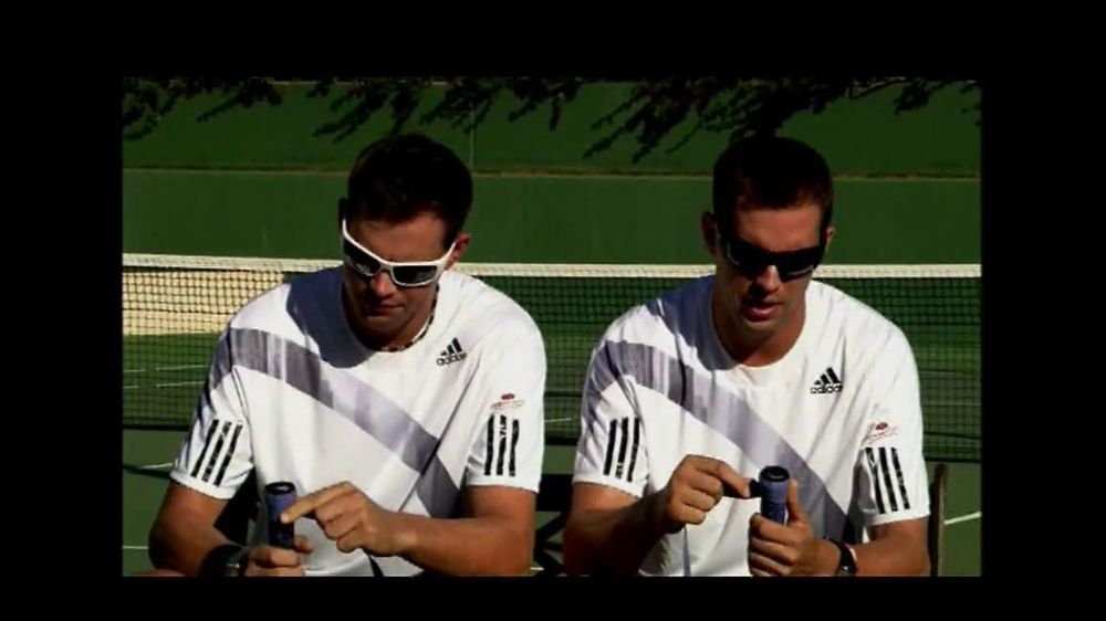 Tourna Grip TV Spot Featuring Bob and Mike Bryan - Screenshot 2