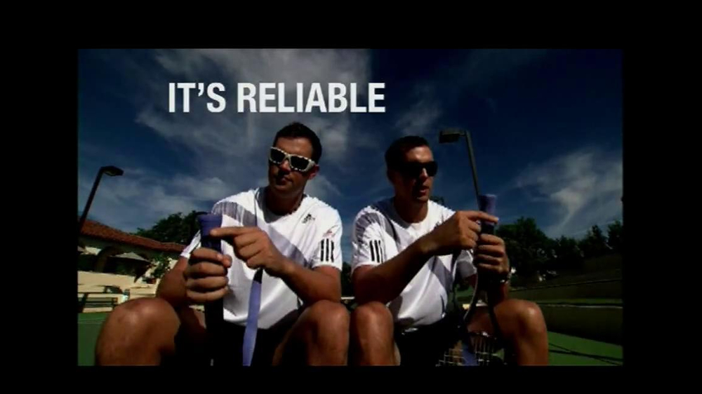Tourna Grip TV Spot Featuring Bob and Mike Bryan - Screenshot 5