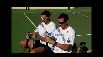 Tourna Grip TV Spot Featuring Bob and Mike Bryan - Thumbnail 1