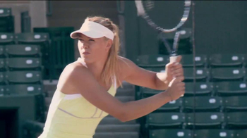 Head Instinct TV Spot, 'Baseball' Featuring Maria Sharapova, Novak Djokovic