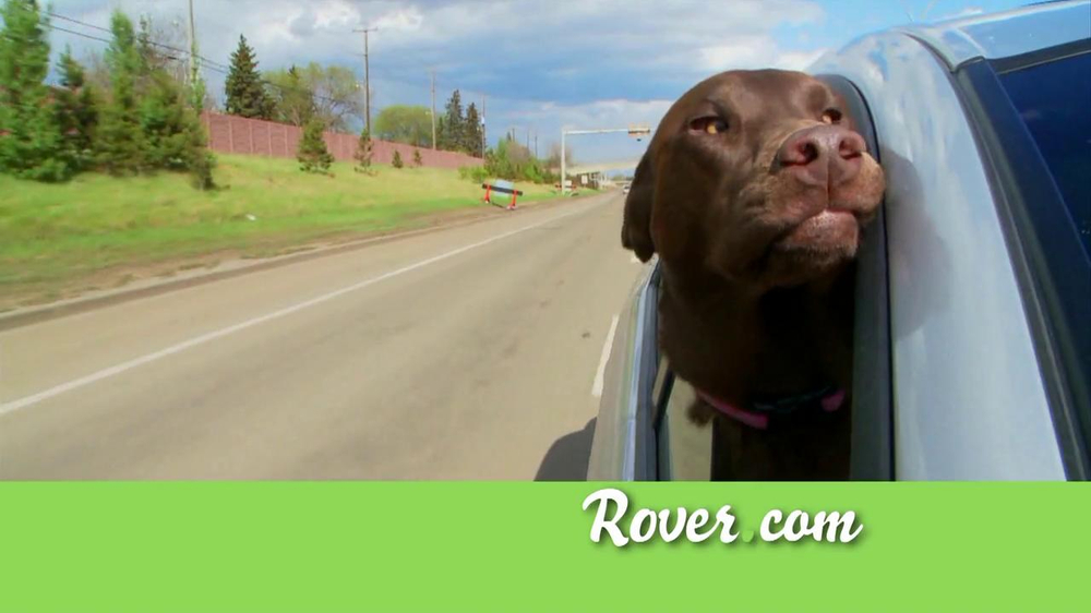 Rover.com TV Spot, 'Dog People' - Screenshot 1