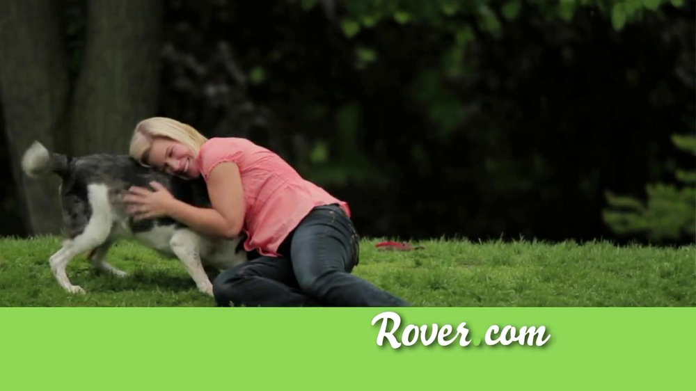 Rover.com TV Spot, 'Dog People' - Screenshot 5