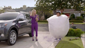 Toyota RAV4 TV Spot, 'Child Safety' Ft Kaley Cuoco, Song by Skee-Lo