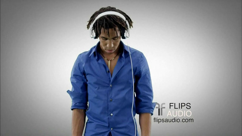 Flips Audio TV Spot, 'You're Going to Flip' - Screenshot 1
