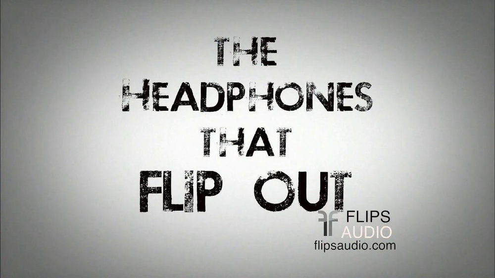Flips Audio TV Spot, 'You're Going to Flip' - Screenshot 10