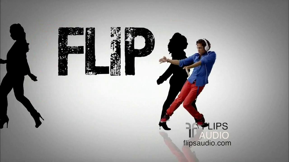 Flips Audio TV Spot, 'You're Going to Flip' - Screenshot 2