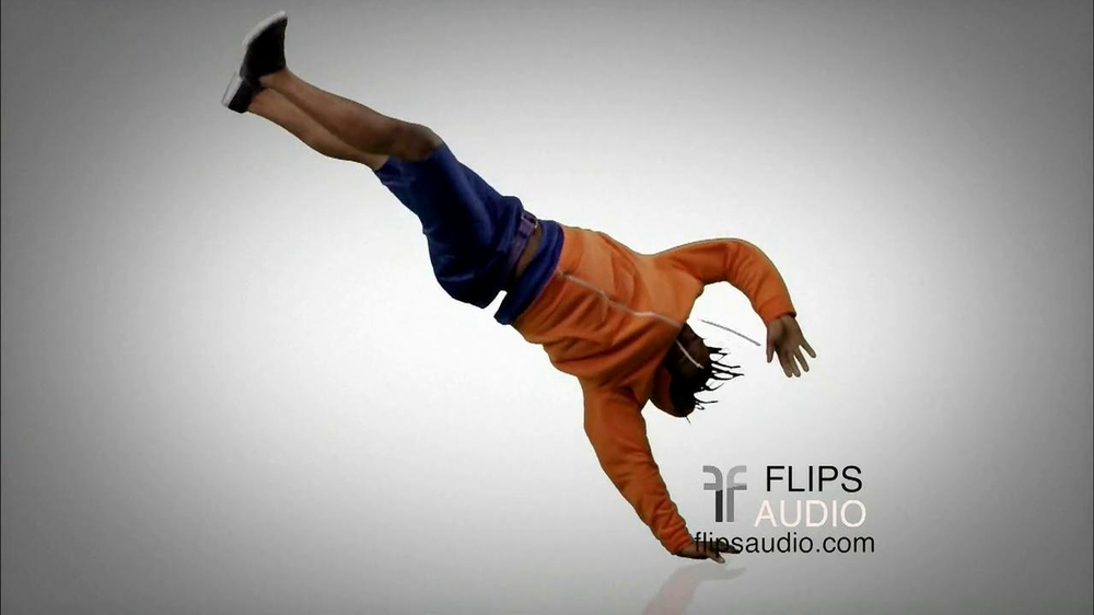 Flips Audio TV Spot, 'You're Going to Flip' - Screenshot 3