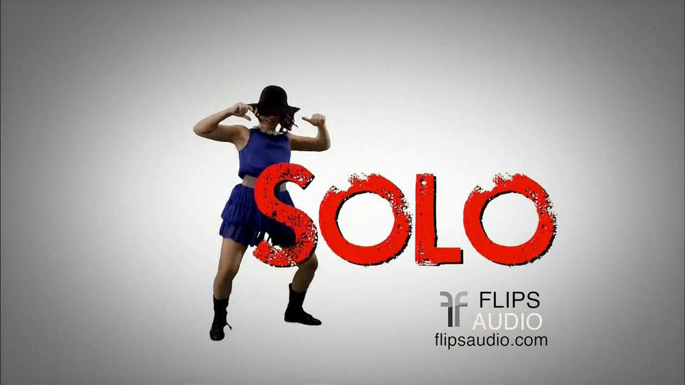 Flips Audio TV Spot, 'You're Going to Flip' - Screenshot 4