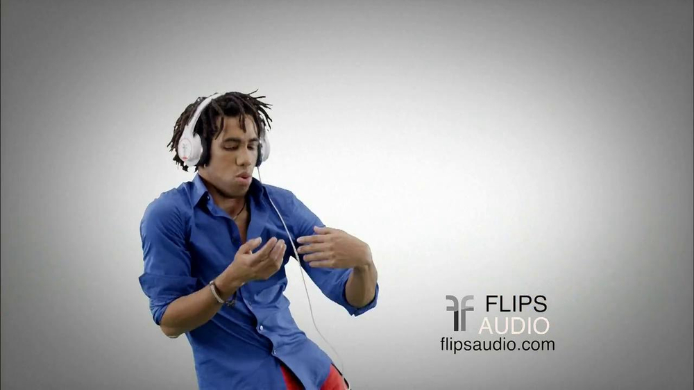 Flips Audio TV Spot, 'You're Going to Flip' - Screenshot 7