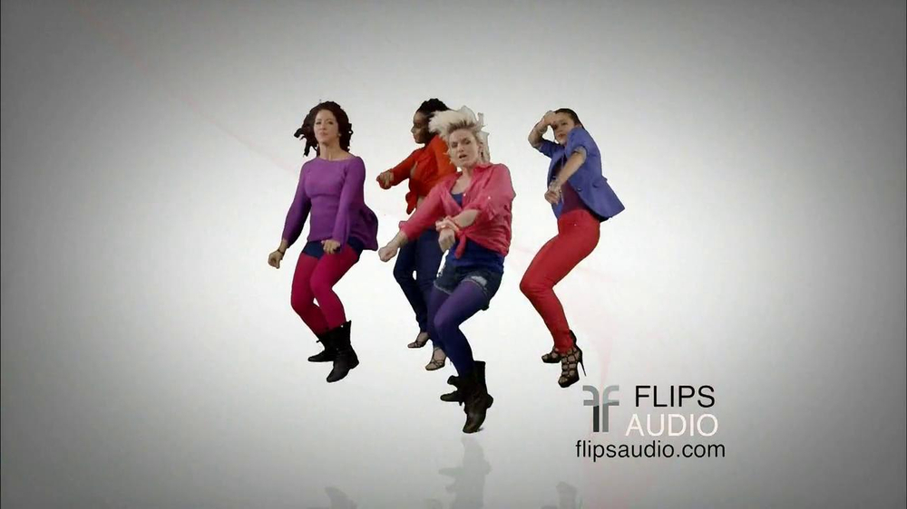 Flips Audio TV Spot, 'You're Going to Flip' - Screenshot 8