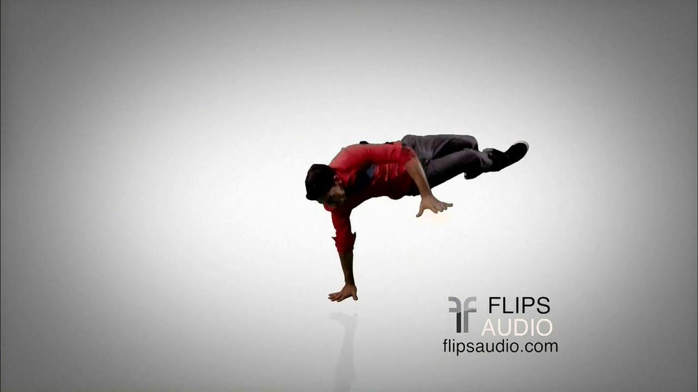 Flips Audio TV Spot, 'You're Going to Flip' - Screenshot 9