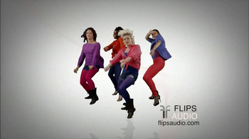 Flips Audio TV Spot, 'You're Going to Flip' - Thumbnail 8