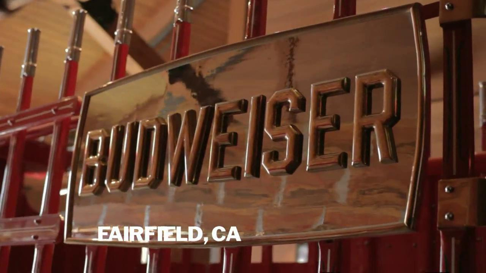 Budweiser TV Spot, 'Where Your Beer is Brewed' - Screenshot 6