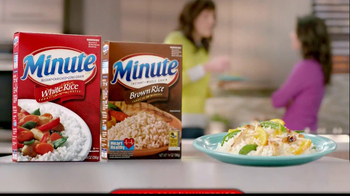 iVillage TV Spot, 'Minute Rice' Featuring Chef Katie Workman