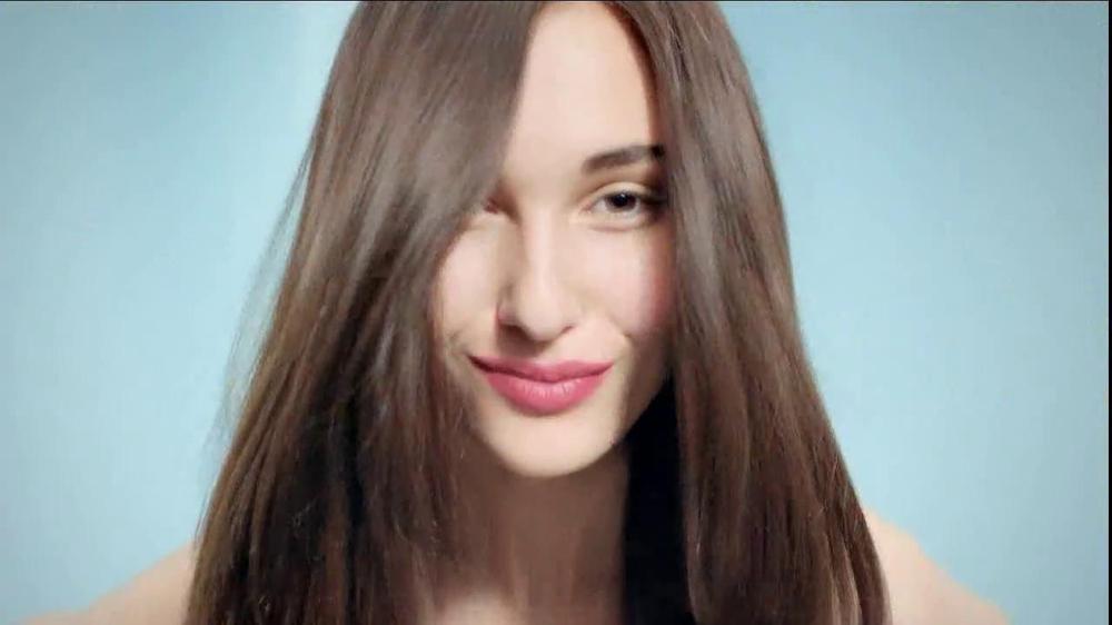 Garnier Fructis Triple Nutrition Miracle Dry Oil TV Commercial - iSpot ...
