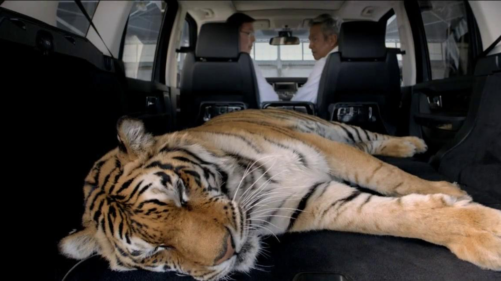 Bridgestone Dueler Tires TV Spot, 'Sleeping Tiger' - Screenshot 5