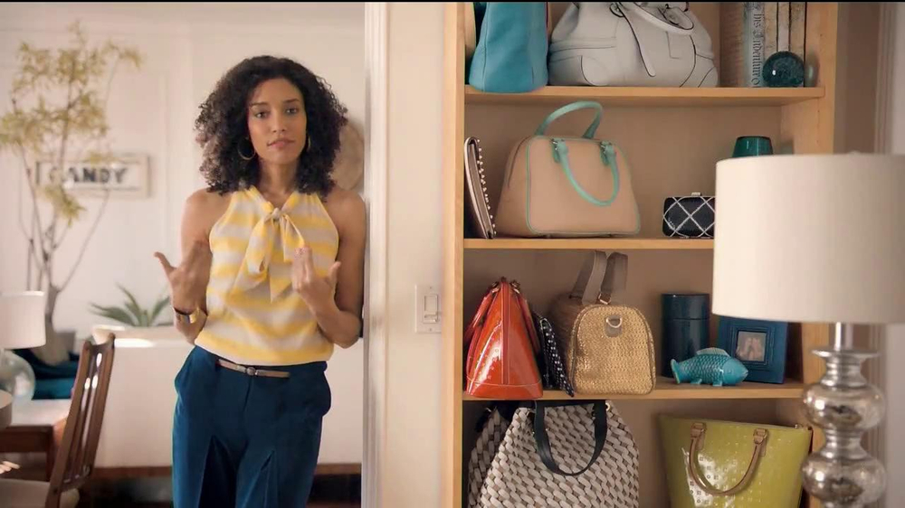 TJ Maxx TV Spot, 'Handbag Habit' - Screenshot 1