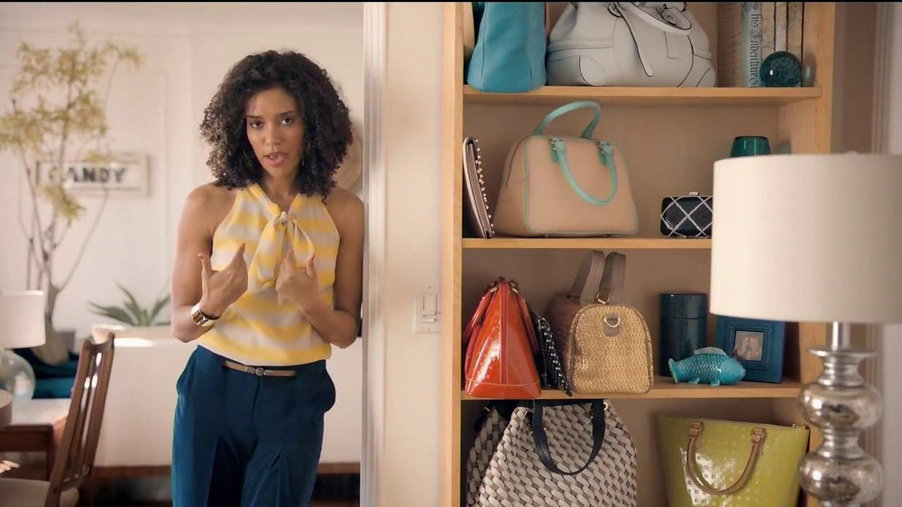 TJ Maxx TV Spot, 'Handbag Habit' - Screenshot 2