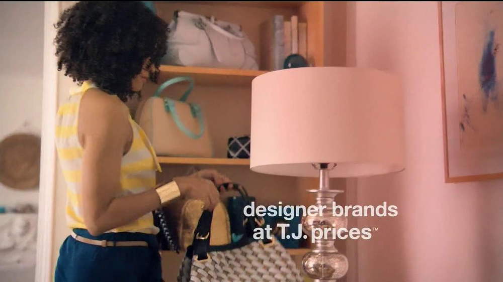 TJ Maxx TV Spot, 'Handbag Habit' - Screenshot 9