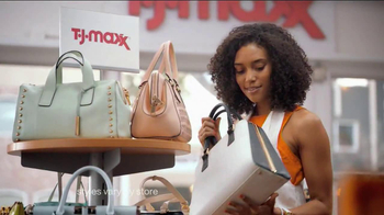 TJ Maxx TV Spot, 'Handbag Habit' - Thumbnail 3