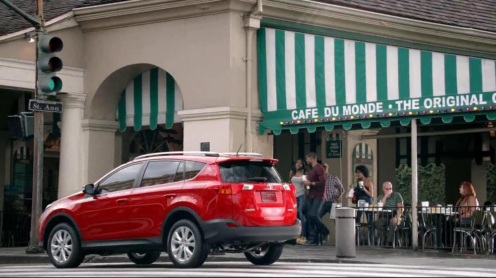 2013 Toyota Rav4 Tv Commercial New Orleans Ispot Tv