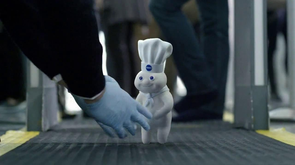 GEICO TV Spot, 'Happier Than Pillsbury Doughboy' - Screenshot 4